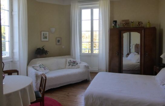 Double room (superior) Domaine de Bassilour
