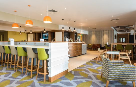 Bar del hotel Holiday Inn BRIGHTON - SEAFRONT