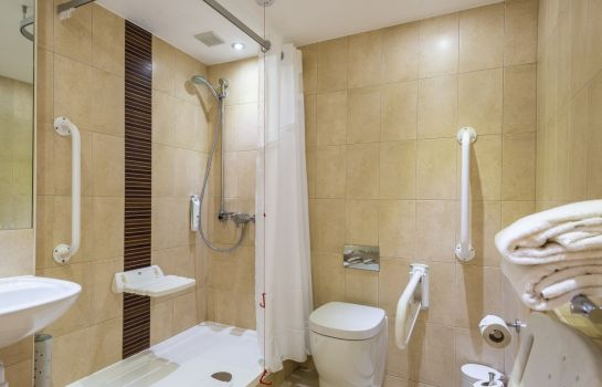 Cuarto de baño Holiday Inn BRIGHTON - SEAFRONT