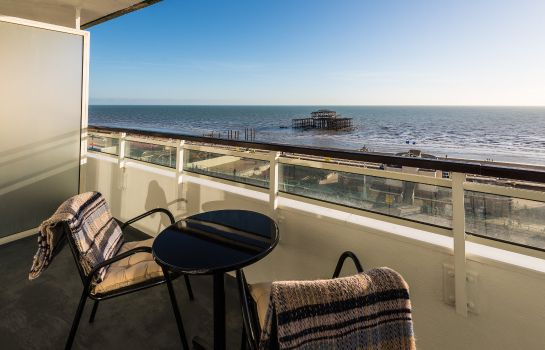 Zimmer Holiday Inn BRIGHTON - SEAFRONT