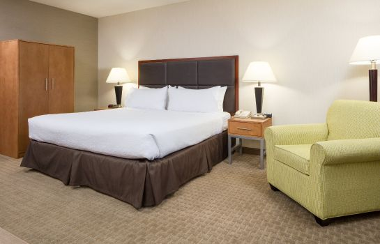 Zimmer Holiday Inn MANCHESTER AIRPORT