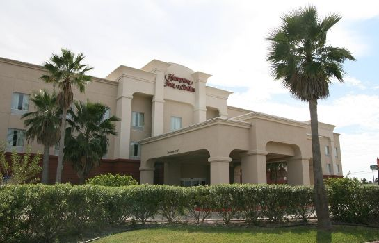 Außenansicht Hampton Inn and Suites-Brownsville