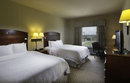 Zimmer Hampton Inn and Suites-Brownsville