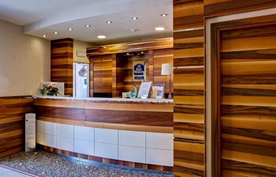 Hotelhalle Riviera Sure Hotel Collection by Best Western