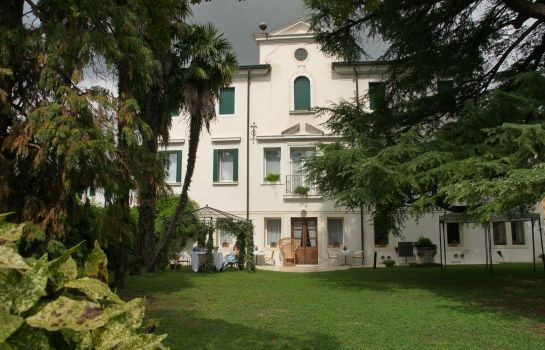 Exterior view Ca Damiani