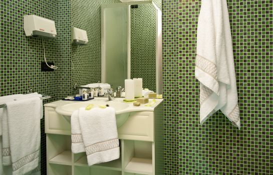 Badezimmer Castagna Palace Hotel By DIVA Hotels