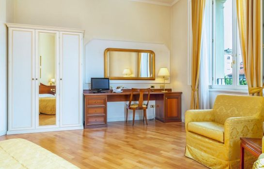 Innenansicht Grand Hotel Nuove Terme