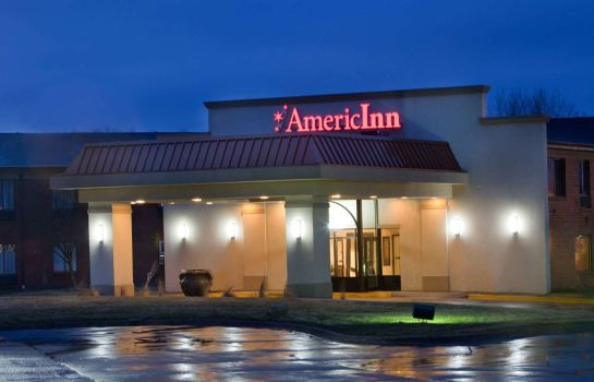 Exterior view AmericInn Hotel & Suites Johnston Des Moines