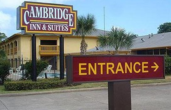 Außenansicht Cambridge Inn and Suites Freeport