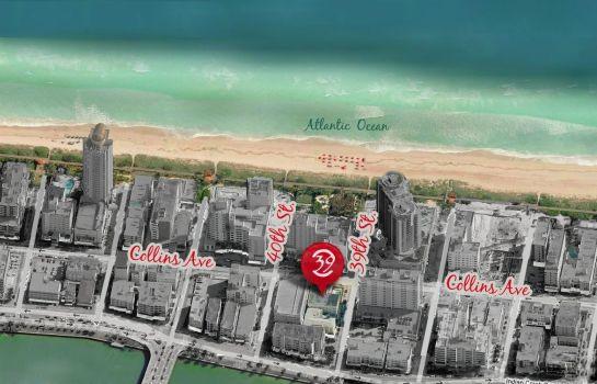 Circa  Hotel Collins Avenue Miami Beach Fl