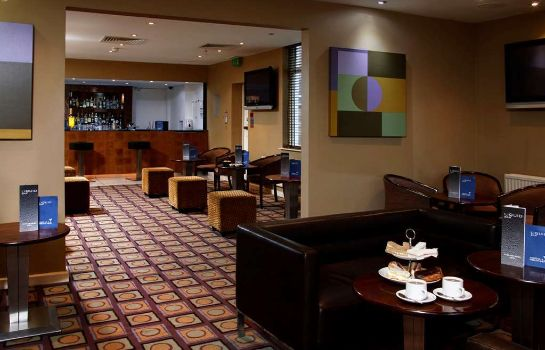 Hotelbar Best Western The Stuart Hotel-Derby