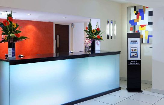 Hotelhal Best Western The Stuart Hotel-Derby