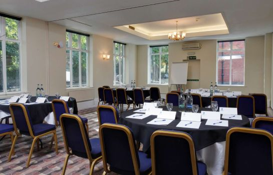 Congresruimte Best Western The Stuart Hotel-Derby