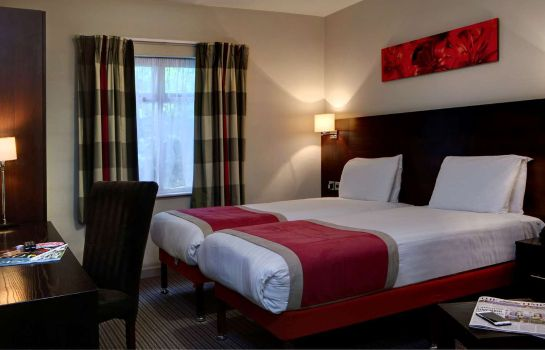 Kamers Best Western The Stuart Hotel-Derby