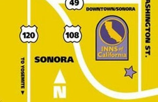 Info INNS OF CALIFORNIA SONORA