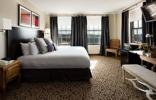 Suite LaSalle Boutique Hotel and The Downtown Elixir and Spirits