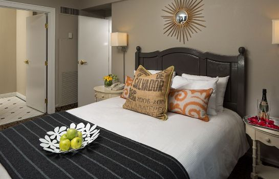 chambre standard LaSalle Boutique Hotel and The Downtown Elixir and Spirits