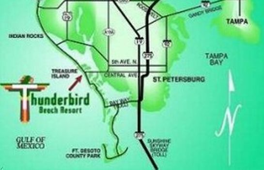 Info Thunderbird Beach Resort