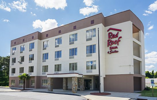 Außenansicht Red Roof Suites Fayetteville-Fort Bragg
