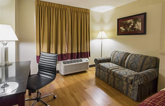 Suite Red Roof Suites Fayetteville-Fort Bragg