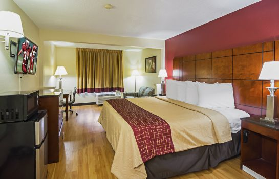 Chambre Red Roof Suites Fayetteville-Fort Bragg