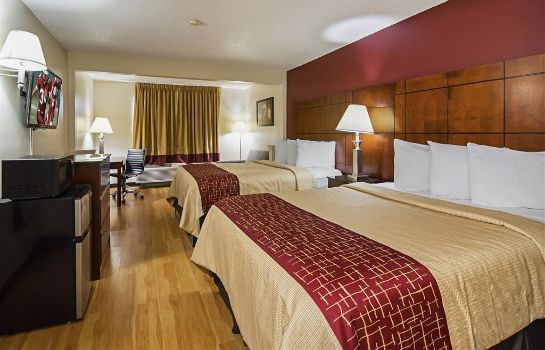 Kamers Red Roof Suites Fayetteville-Fort Bragg