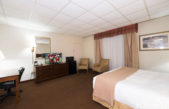 Kamers Red Roof Suites Owego