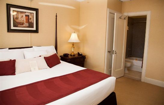Suite SureStay Collection by Best Western Genetti Hotel