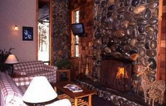 Hotelhalle INN AT TRUCKEE