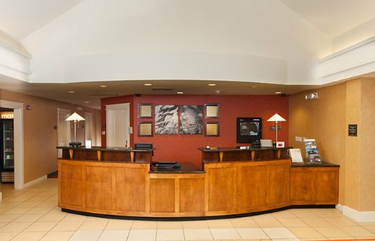 Hotelhalle Residence Inn Wichita East at Plazzio