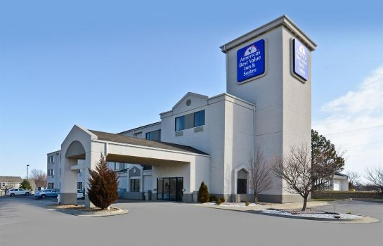 Vue extérieure Americas Best Value Inn and Suites