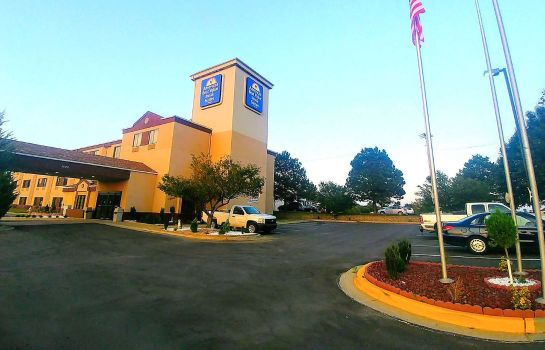 Außenansicht Americas Best Value Inn & Suites-Lee's Summit/Kansas City