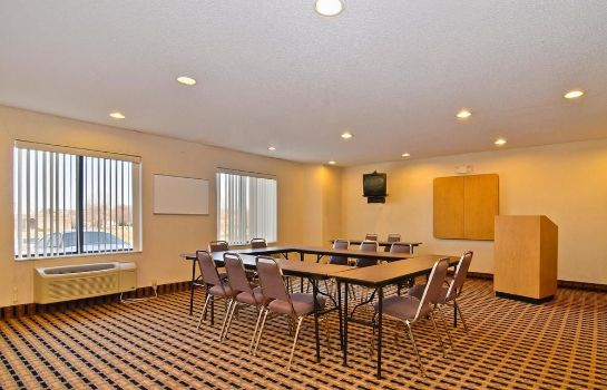 salle de réunion Americas Best Value Inn and Suites