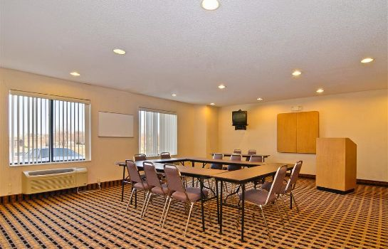 Salle de séminaires Americas Best Value Inn and Suites