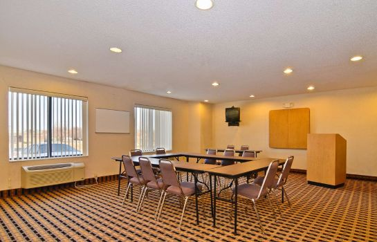 Conference room Americas Best Value Inn & Suites Lee's Summit Kansas City Americas Best Value Inn & Suites Lee's Summit Kansas City