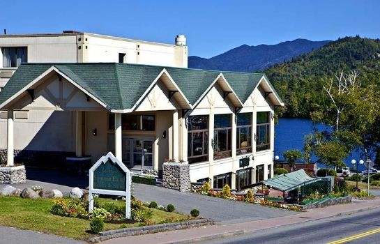 Exterior view THE LAKE PLACID SUMMIT HOTEL