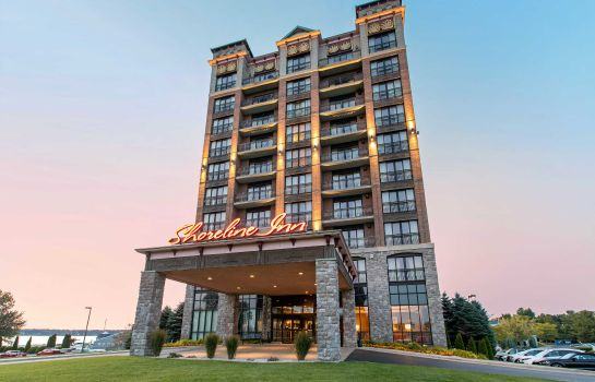 Widok zewnętrzny an Ascend Hotel Collection Member Shoreline Inn & Conference C