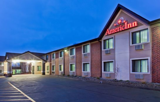 Vista esterna AmericInn Council Bluffs