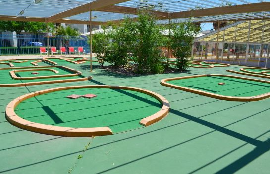 Instalaciones deportivas Green Valley Spa & Resort