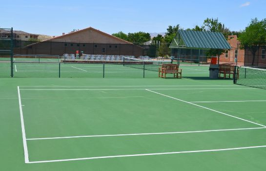 Campo de tennis Green Valley Spa & Resort