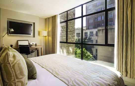 Chambre double (confort) Apex City of London