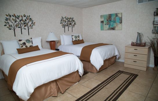 Chambre double (standard) Inn at Deep Canyon