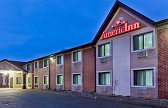 Buitenaanzicht Americinn Council Bluffs