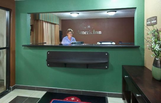 Reception AmericInn Council Bluffs