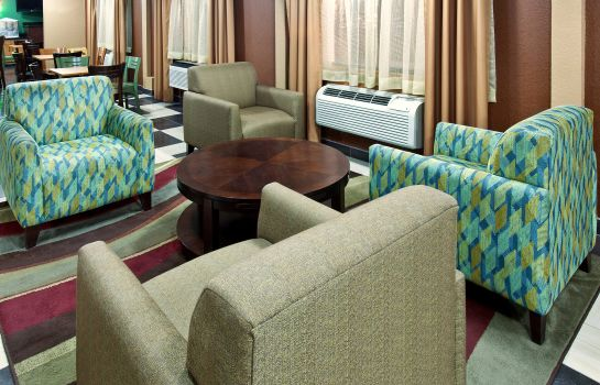 Hotelhalle AmericInn Council Bluffs