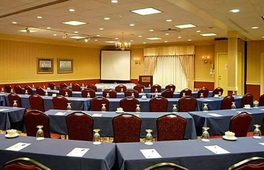 Sala konferencyjna NEWPORT HARBOR HOTEL AND MARINA