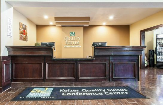 Hall Quality Suites Keizer
