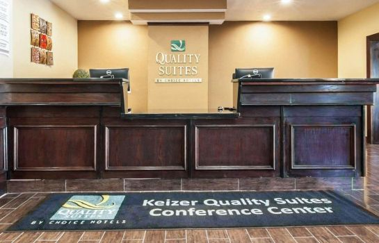 Hol hotelowy Quality Suites Keizer - North Salem