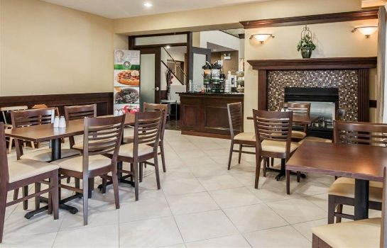Restaurant Quality Suites Keizer - North Salem
