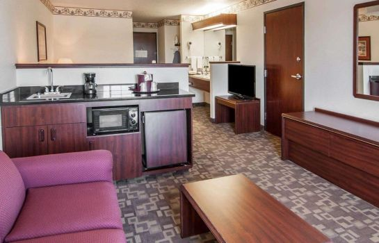 Suite Quality Suites Keizer - North Salem